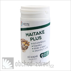 Vieste Maitake plus  60 cps AKCE