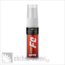 Malbucare Fe+Iron 15ml spray NOVINKA