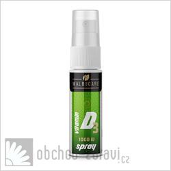 Malbucare Vit D3 1000IU 15ml spray NOVINKA