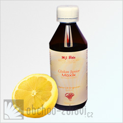 Max�k Pleuramax Junior Max�k pro d�ti 250 ml