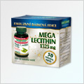 Mega Lecithin 1325 mg 100+50 tob zdarma v�no�n�