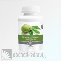 Imbio Graviola žvýkací 120 tbl AKCE