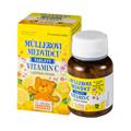 Müllerovi medvídci® tablety s příchutí citronu a vitaminem C 45 tbl