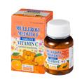 Müllerovi medvídci® tablety s příchutí mandarinky a vitaminem C 45t tbl
