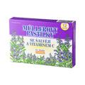 Müllerovy pastilky® se šalvějí a vitaminem C (krk) 12 ks