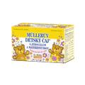 Müllerův dětský čaj® s jitrocelem a mateřídouškou 20x1,5 g