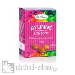 Bonbony Multivitamín 70 g