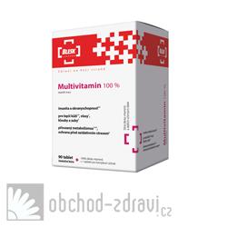 Multivitamin 100% 90 tbl