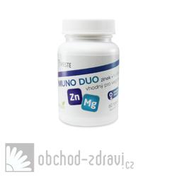 Vieste Imuno Duo zinek + hořčík 60 tbl AKCE