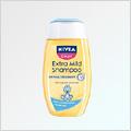 Nivea Baby Extra jemný šampon s heřmánkem 200 ml