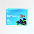 Ostrovidky Plus s luteinem 30 cps