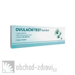 MedPharma Ovulační test Komfort 2 ks