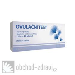 MedPharma Ovulační test 6 ks
