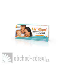 Biotter LH Vitam ovulační test 5 ks NOVINKA