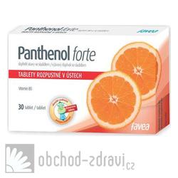 Favea Panthenol forte 30 tbl