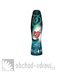 Pepino Natural lubrikační gel neparfemovaný 95 ml