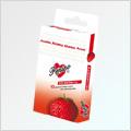 Pepino prezervativ Jahoda 3 ks