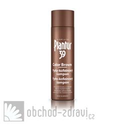 Plantur 39 Fyto-kofeinový šampon na vlasy Color Brown 250 ml