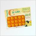 Rosen vitamín C s 400 mg rutinem 15 dražé