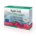 Biotter Rybí tuk s vitamíny a Omega-3 kyselinami 3x60 cps