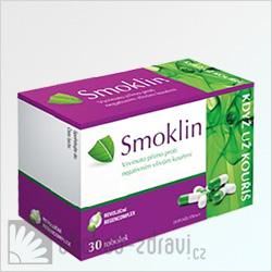 Smoklin 30 tob AKCE