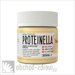 FCB Proteinella 200 g bílá čokoláda NOVINKA