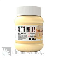FCB Proteinella 400 g bílá čokoláda