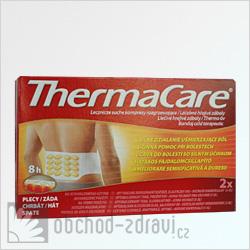 Thermacare lbh hřejivý zábal na záda 2ks