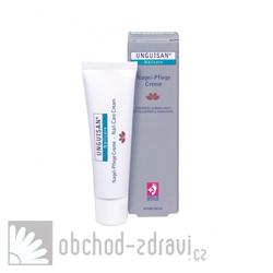 Unguisan Nailcare Krém Intenzivní péče pro citlivé nehty 30 ml NOVINKA