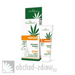 Cannaderm Venosil konopný gel na žíly 100 ml