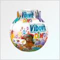 Vibovit Dino 50 ks želé bonbonů
