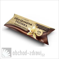 Vieste Proteinová tyčinka vanilka 50 g NOVINKA