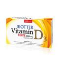 Biotter Vitamin D3 FORTE 60 cps