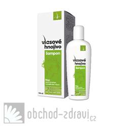 Vlasové hnojivo šampon 150 ml