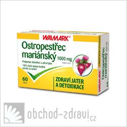 Walmark Ostropestřec mariánský 1000 mg 60 tbl
