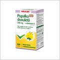 Walmark Pupalka dvouletá 500 mg s Vit.E Plus 100tbl NOVINKA