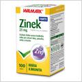 Walmark Zinek 25 mg Forte 100 tbl NOVINKA