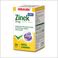 Walmark Zinek 25 mg Forte 30 tbl NOVINKA