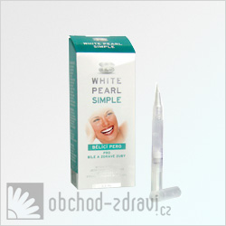 White Pearl Simple b�l�c� pero na zuby 2,2 ml