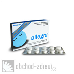 Woykoff Melatonin Allegra® 3 mg 30 pas