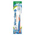 SilverCare Zubní kartáček + náhradní hlavice střední AKCE