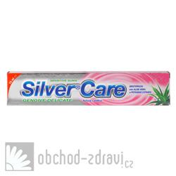SilverCare Zubní pasta pro citlivé dásně 75 ml AKCE